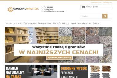 PW Granit - Nagrobek Podwójny Nowa Brzeźnica