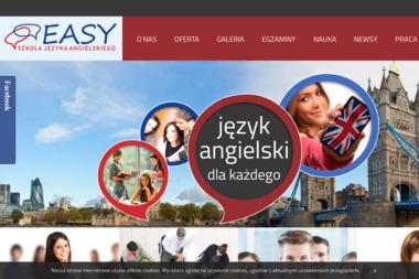 """""""Easy"""" Szkoła Języka Angielskiego - Nauczyciele angielskiego Choszczno"""