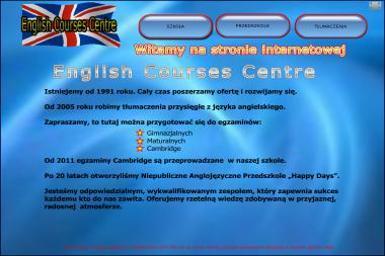 English Courses Centre. - Nauczyciele angielskiego Świdwin