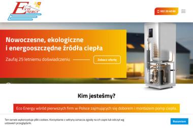 Eco Energy sp. z o.o. - Montaż Kolektorów Słonecznych Olsztyn