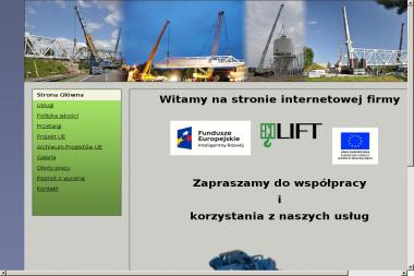 Ecolift Sp. z o.o. - Wynajem Rusztowania Białystok