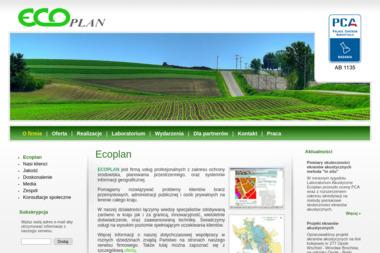 Ryszard Kowalczyk Ecoplan - Agencja ochrony Opole