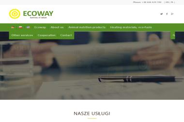 Ecoway Jakub Szczęsny - Powietrzne Pompy Ciepła Pruszków