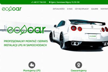 Eco Car Rafał Chmielewski. Auto na gaz, samochodowe instalacje gazowe, autogaz - Ubezpieczenie samochodu Zgierz