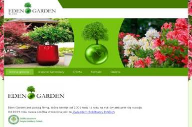 Eden Garden - Tartak Redostowo