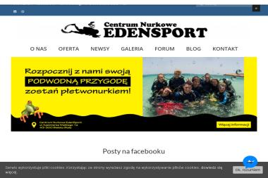 Szwajcer Oskar Edensport - Joga Bielsko-Biała