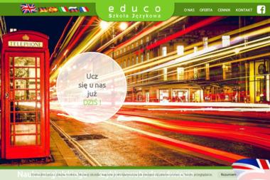 Educo - Szkoła językowa Ostrołęka