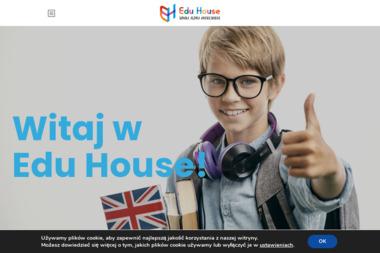 Eduhouse - Szkoła Języków Obcych - Szkoła Języka Niemieckiego Baranowo