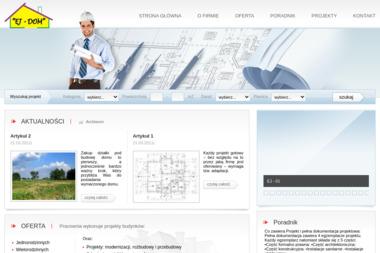 EJ-DOM Pracownia Projektowa mgr Elżbieta Koper - Architekt Rabinówka