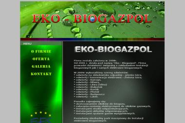 Eko-Biogazpol. Krzysztof Misiurny - Energia odnawialna Nowa Sól