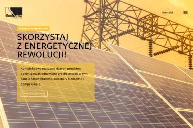 Ekoinstal Kolektory słoneczne, pompy ciepła, kotły gazowe - Kolektory słoneczne Sierakowice Prawe