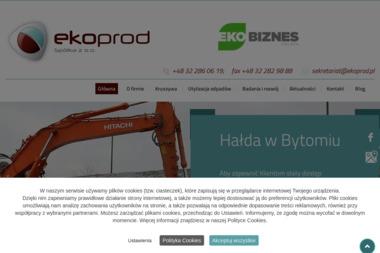 Ekoprod Sp. z o.o. - Skład budowlany Bytom