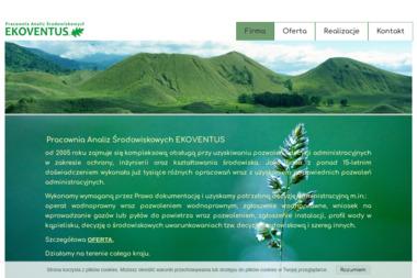 Pracownia Analiz Środowiskowych Ekoventus - Agencja ochrony Zielona Góra