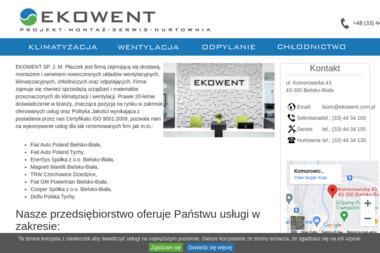 EKOWENT - Klimatyzacja Bielsko-Biała