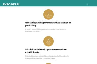 Praxis S.C. Eryk Ostrowski Patrycjusz Ostrowski - Tynkowanie Pistoletem Krynica Morska