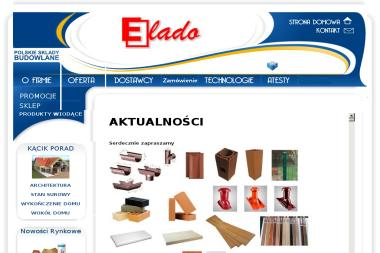 Grupa PSB - Elado / oddział. Materiały budowlane, artykuły wyposażenia wnętrz - Skład budowlany Żary