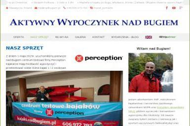 FHU Eldom. Jacek Kozielski - Skład budowlany Sławatycze