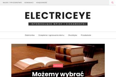 Electric Eye Studio Jakub Kapsa - Kamerzysta Szubin