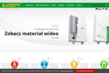 Zakład Urządzeń Grzewczych Elektromet. Wojciech Jurkiewicz - Producent Kotłów CO Głubczyce