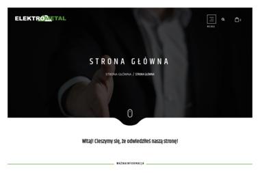 Elektro-Metal Grzegorz Golenia - Serwis Elektronarzędzi Łańcut