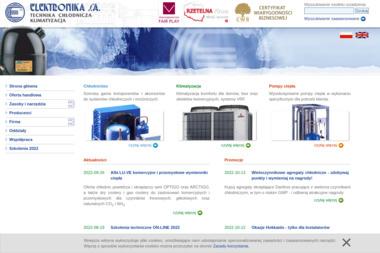 Elektronika S.A. - Klimatyzacja Gdynia