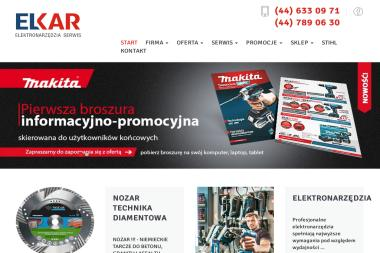 ELKAR Karina Adamczyk - Przezwajanie Silników Bełchatów