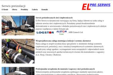 El Pre Serwis S.C. Leszek Aszyk Jacek Sokołowski - Piaskowanie Elbląg