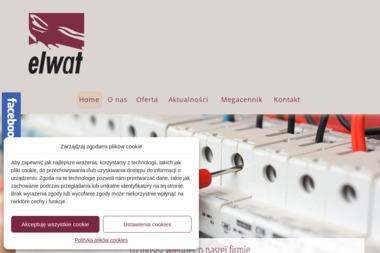Przedsiębiorstwo Zaopatrzeniowe Elwat. Hurtownia Elektryczna - Systemy Inteligentnego Domu Gdynia