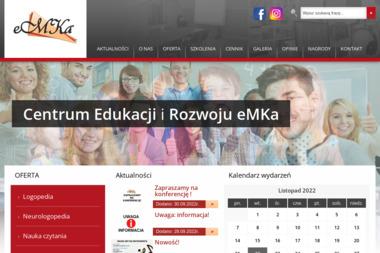 Centrum Edukacji i Rozwoju Emka Anna Krzysztofiak - Szkoła językowa Kasinka Mała