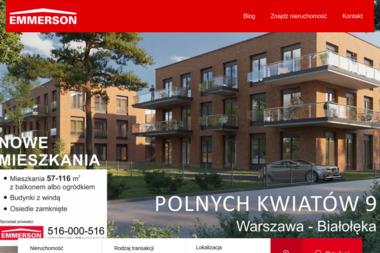Emmerson Mazowsze Sp. z o.o. - Agencja nieruchomości Płock