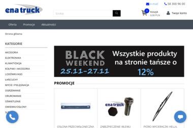 Ena Ltd Sp. z o.o. Sp.K. - Kampanie Marketingowe Pruszcz Gdański
