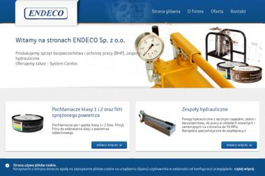 Endeco Ltd Sp. z o.o. - Piece i kotły CO Katowice