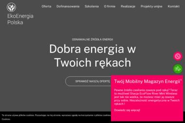 EkoEnergia Łukasz Dziedzic - Energia Odnawialna Tokarnia