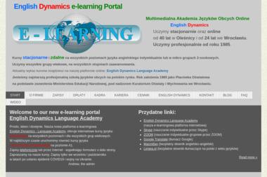 English World School - Andrzej Tokarski. Kursy języków obcych, szkolenia, tłumaczenia - Szkoła Językowa Oleśnica