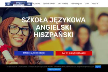 Szkoła Językowa Progress - Szkoła językowa Słupsk
