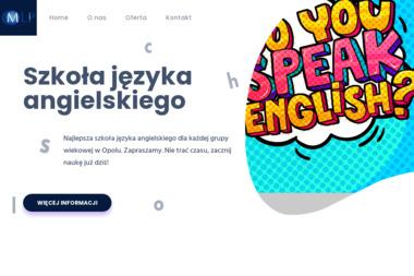 English School. Kursy językowe - Język hiszpański Ciechanów