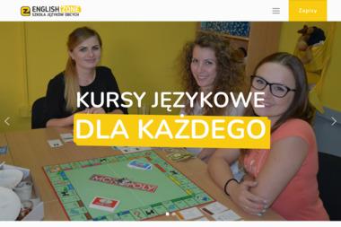 Izabela Gulba English Zone Szkoła Języków Obcych - Lekcje Angielskiego Starachowice