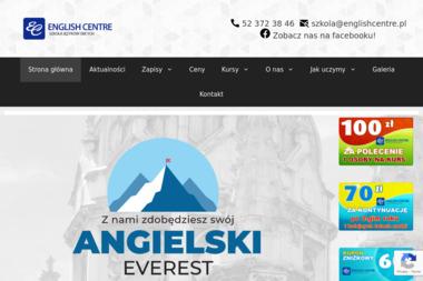 Szkoła Języków Obcych English Centre - Kurs rosyjskiego Bydgoszcz