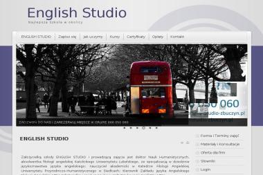 English Studio. Szkoła językowa, nauka języka angielskiego, kurs języka angielskiego - Nauczyciele angielskiego Zbuczyn