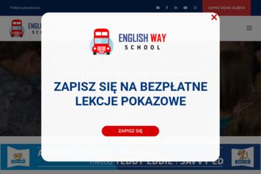 English Way School Szkoła Języków Obcych - Język Angielski Ząbki