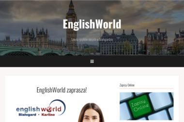 English World - Psycholog Białogard