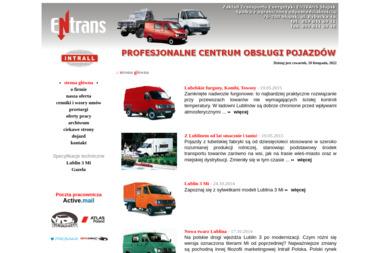 Zakład Transportu Energetyki ENTRANS Słupsk Sp. z o.o. - Urządzenia, materiały instalacyjne Słupsk