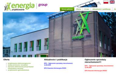 Energia Projektowanie Group Sp. z o.o. - Tynki Maszynowe Płock