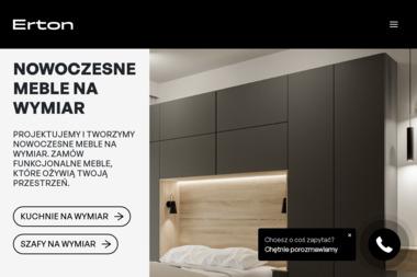 Erton - Szafy Wnękowe Lublin