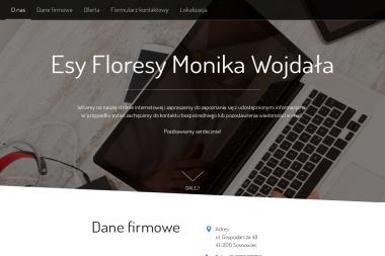 Kwiaciarnia Esy Floresy - Kosze prezentowe Kozienice