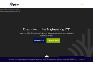 Energotechnika Engineering Sp. z o.o. - Projektant Wnętrz Gliwice