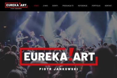 Eureka!Art Piotr Jankowski - Kamerzysta Gdańsk