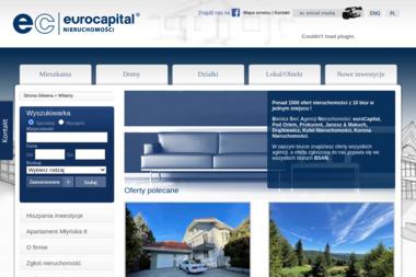 euroCapital Apartamenty pod Dębem - Agencja nieruchomości Bielsko-Biała