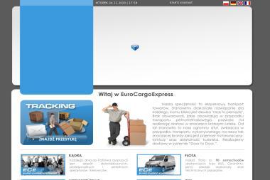 Ece Logistics Sp. z o.o. Spółka Komandytowa - Transport ciężarowy krajowy Zielona Góra