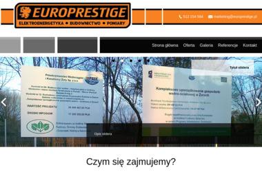 Europrestige - Kalendarze Katowice